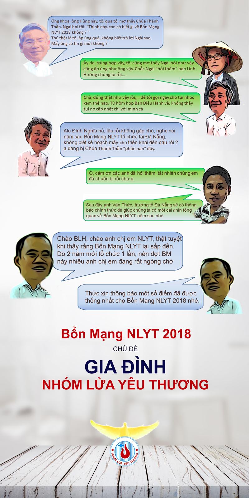 Bon Mang NLYT 2018 Da Nang